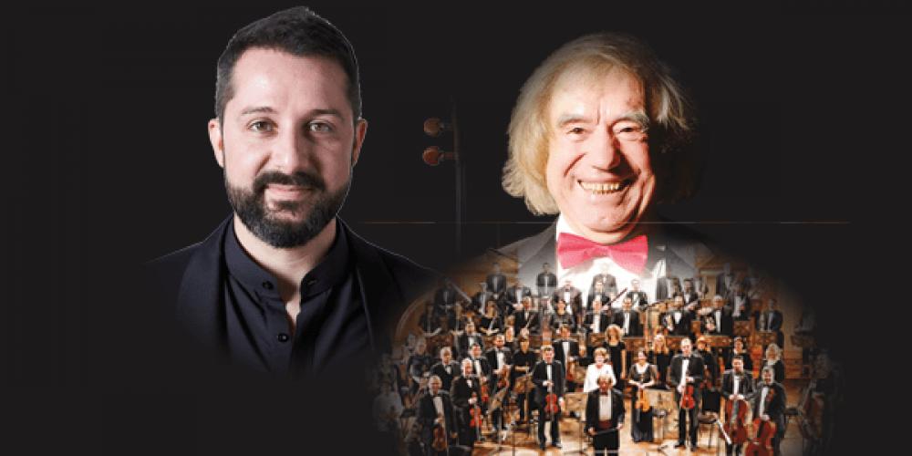 "Filarmonica ""Jora"" di Bacau, Ovidiu Balan direttore <br /> Davide Alogna violino"