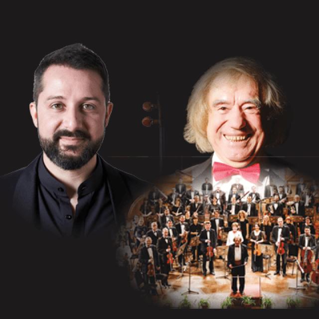 "Filarmonica ""Jora"" Ovidiu Balan conductor <br />Davide Alogna violin"