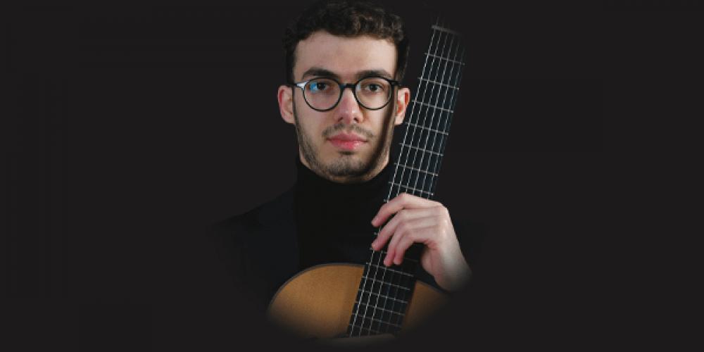 Music Competition Winners – Sante Mileti, chitarra