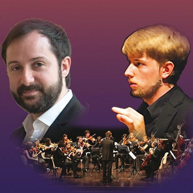 Orchestra &#8220;S. Marco&#8221;, Alessio Venier, conductor <br /> Davide Alogna violin
