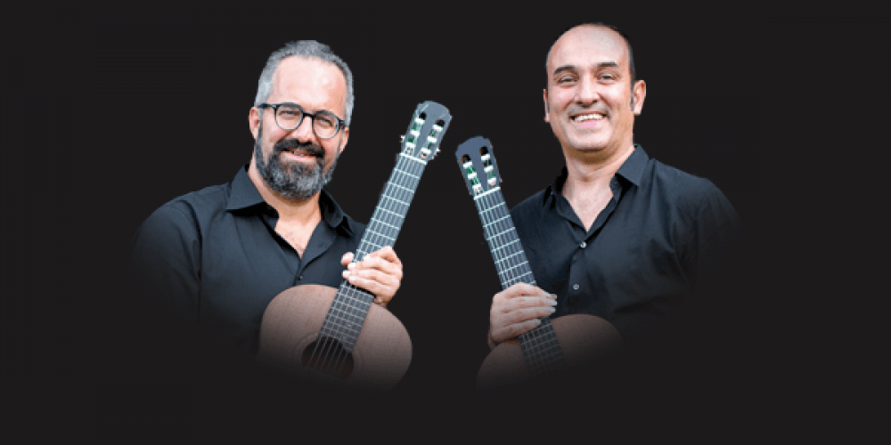"""""""Together"""" Duo <br /> Christian Saggese & Giulio Tampalini guitars"""