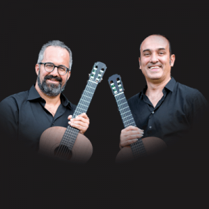 Duo &#8220;Together&#8221; <br /> Christian Saggese e Giulio Tampalini chitarre