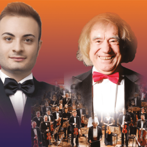 "Filarmonica ""M.Jora"" O.Balan conductor <br /> Leonardo Colafelice pianist"