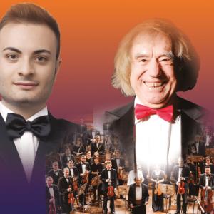 """Filarmonica """"Jora"""" Ovidiu Balan conductor <br /> Leonardo Colafelice pianist"""