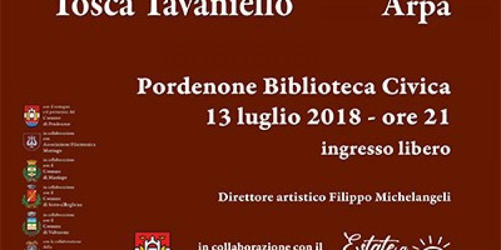 Diapason d'oro – Giulio Tavaniello, chitarra; Tosca Tavaniello, arpa